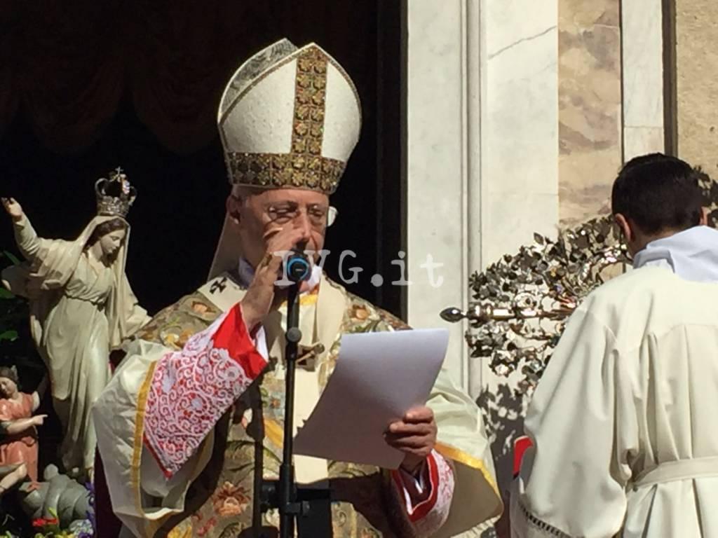 Savona, processione del 18 marzo