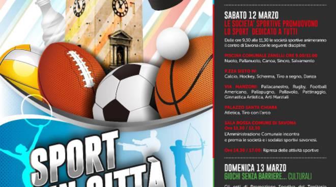 Sport in Città a Savona