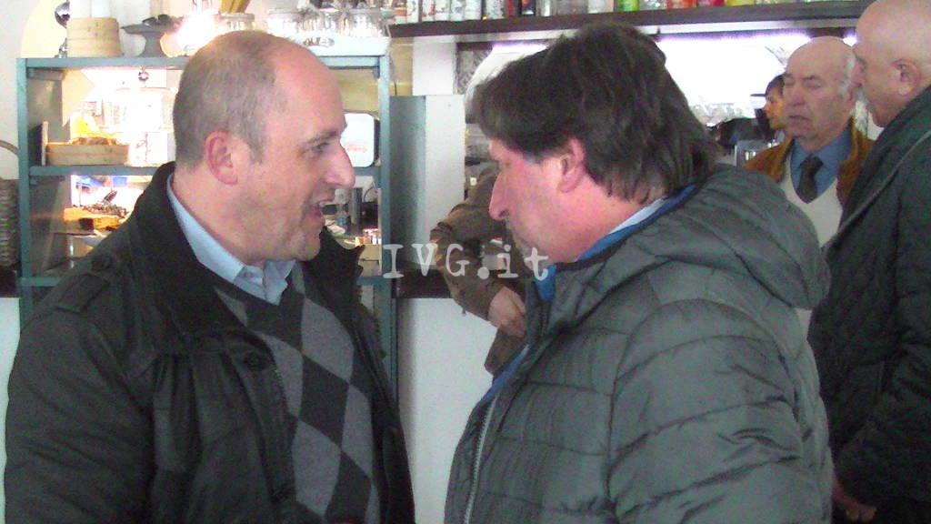 Spotorno 2016: incontro Vaccarezza Scajola