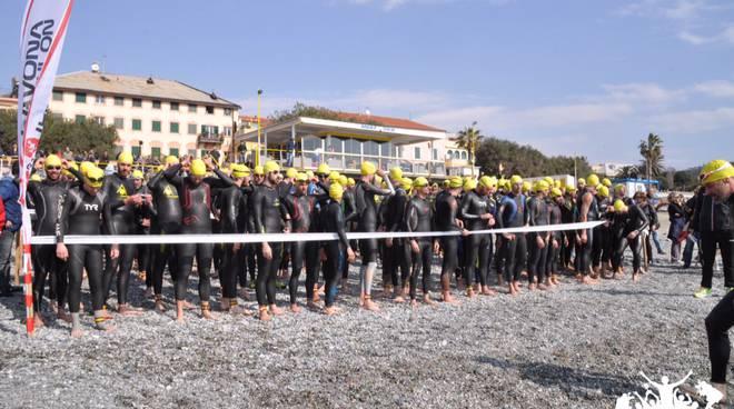 swim & run albisola swim&run