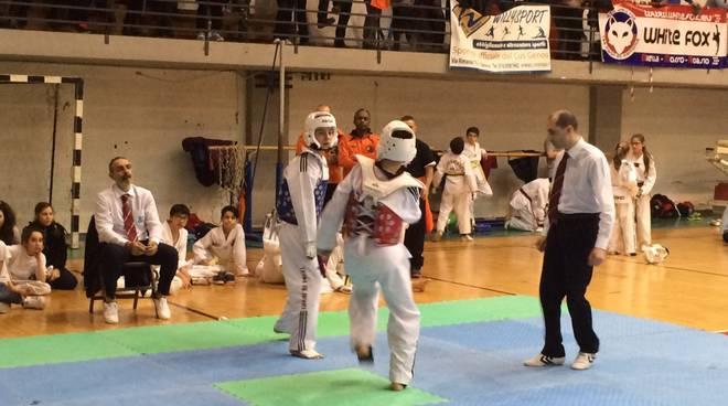 Trofeo Lanterna di Taekwondo