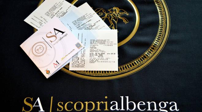 Biglietto Unico Fondazione Oddi Albenga