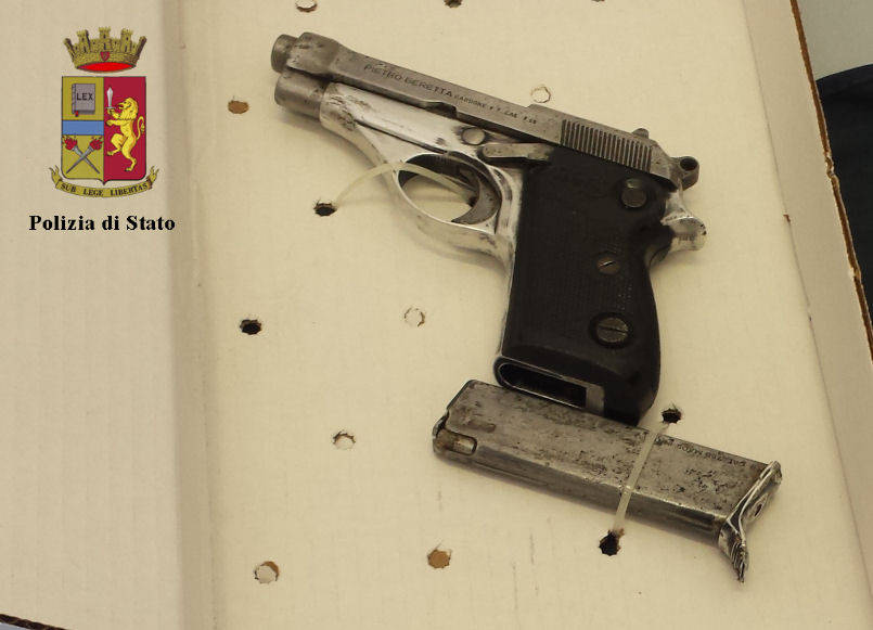 arma duplice omicidio pegli