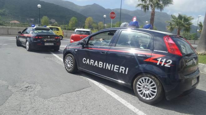 Arma in auto: due arresti a Pietra Ligure
