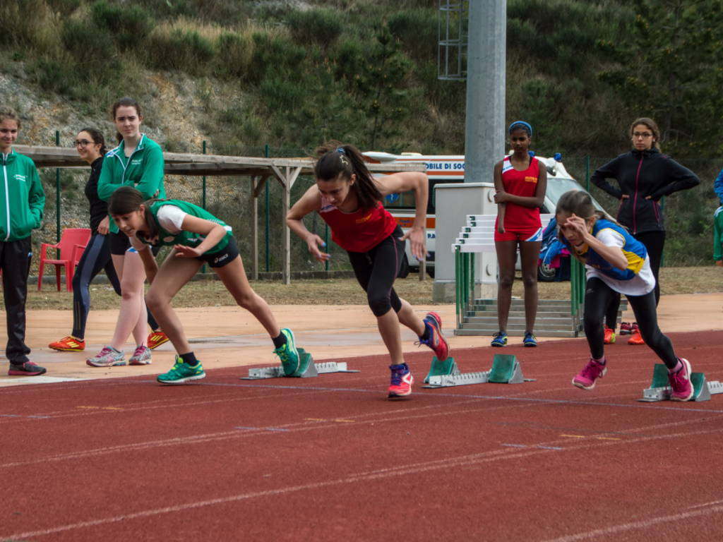 Atletica a Boissano