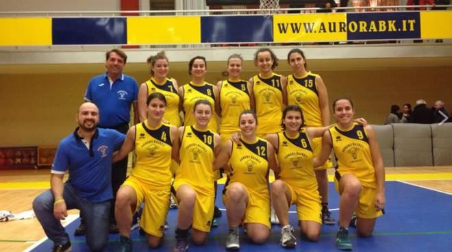 Aurora Basket Chiavari