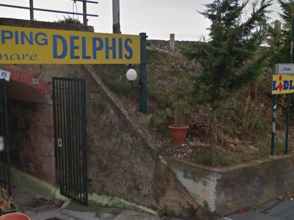 camping delphis ceriale