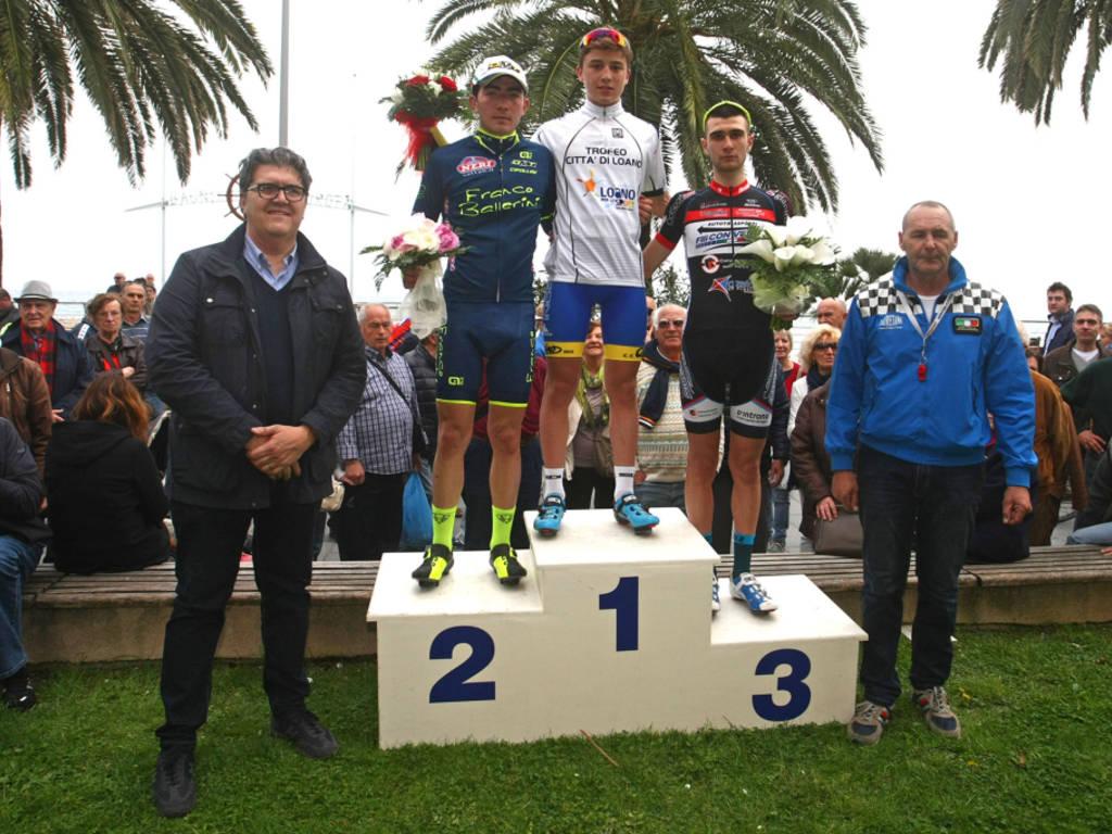 ciclismo trofeo città di loano