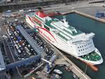 Compagnia Tunisina di Navigazione, traghetto