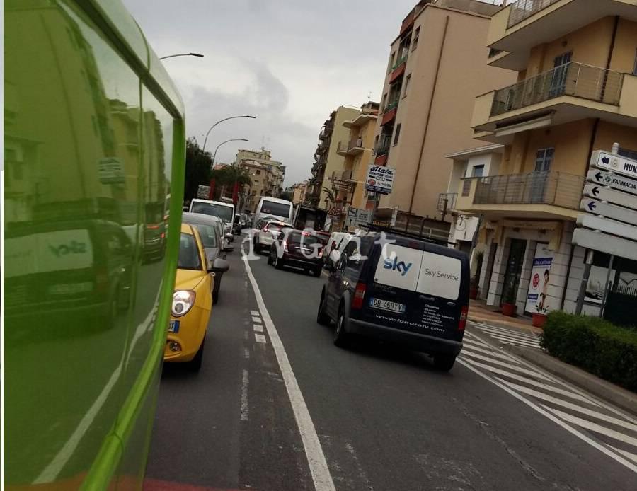 Code Aurelia Incidente Autostrada