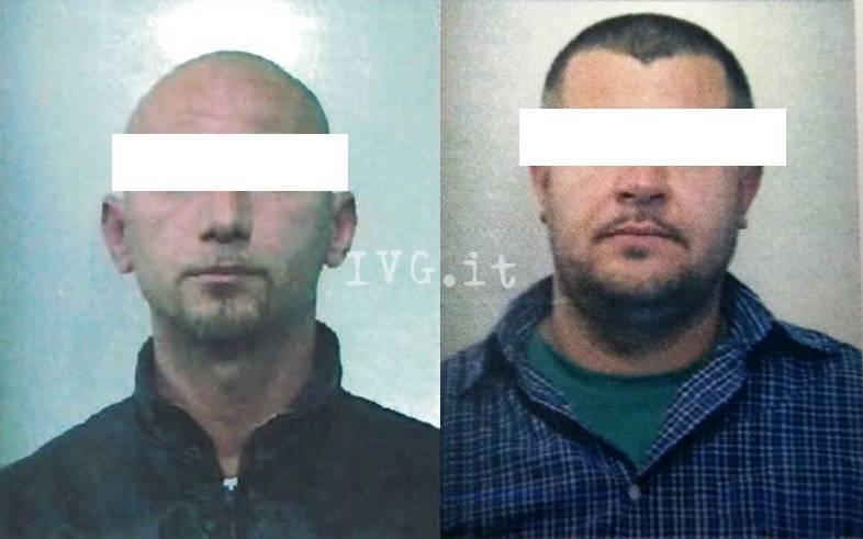 Arresto Albanesi Cairo Carabinieri Spaccio