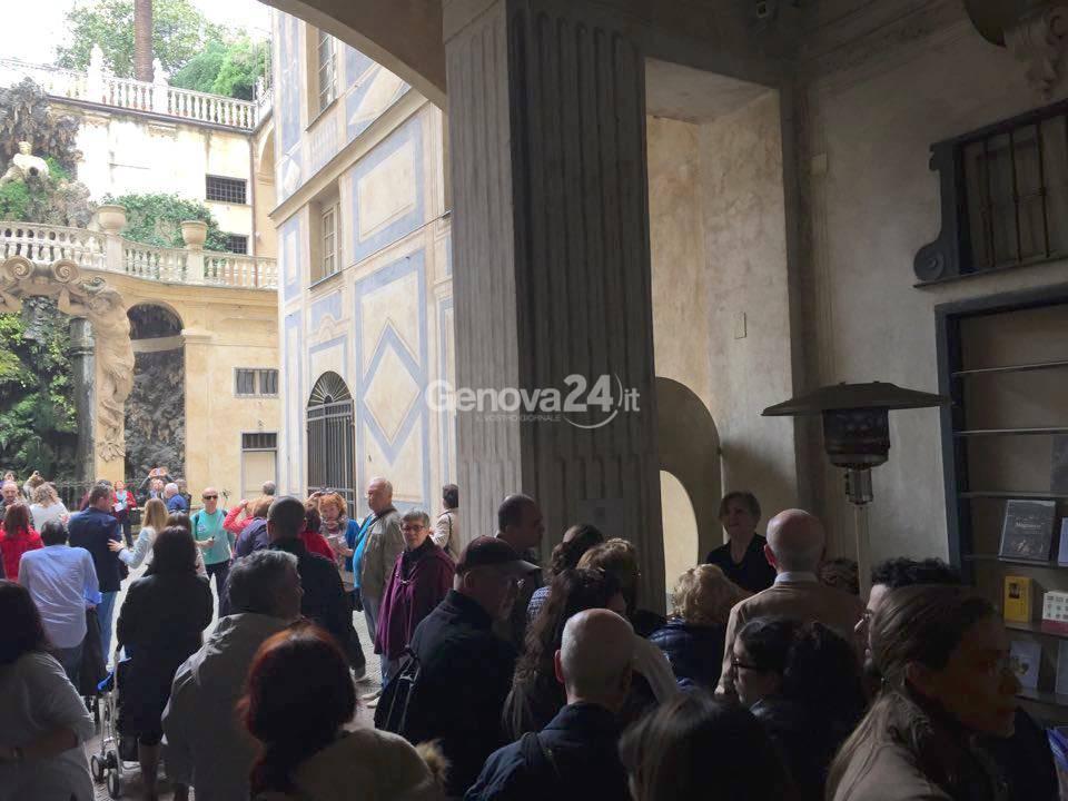 Ducale e Rolli Days: Genova regina del turismo
