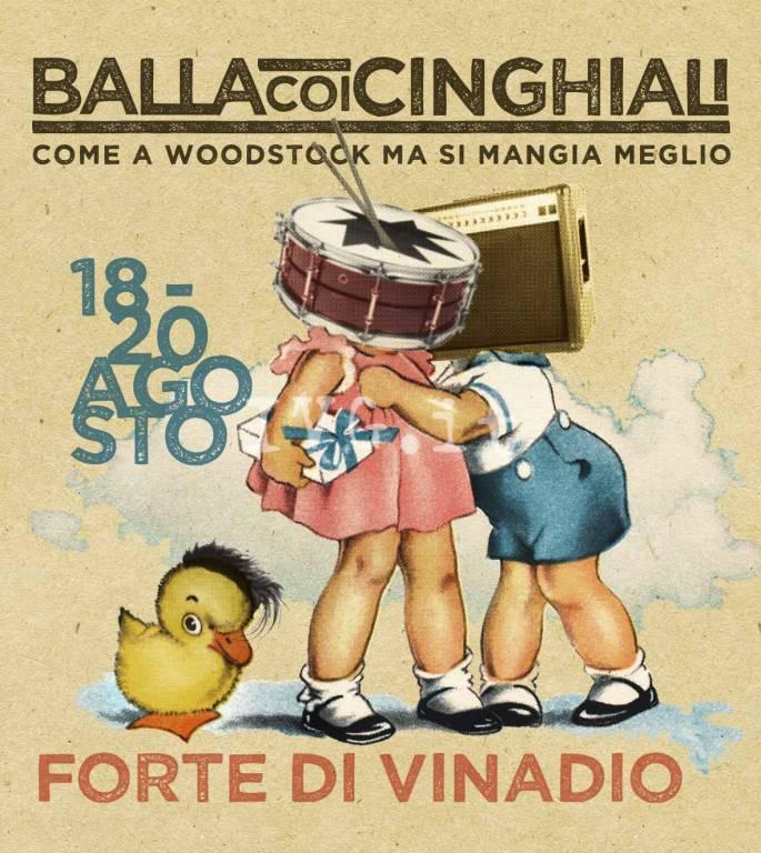 Balla coi Cinghiali 2015 Vinadio