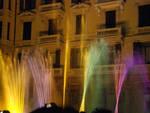 fontane luminose savona