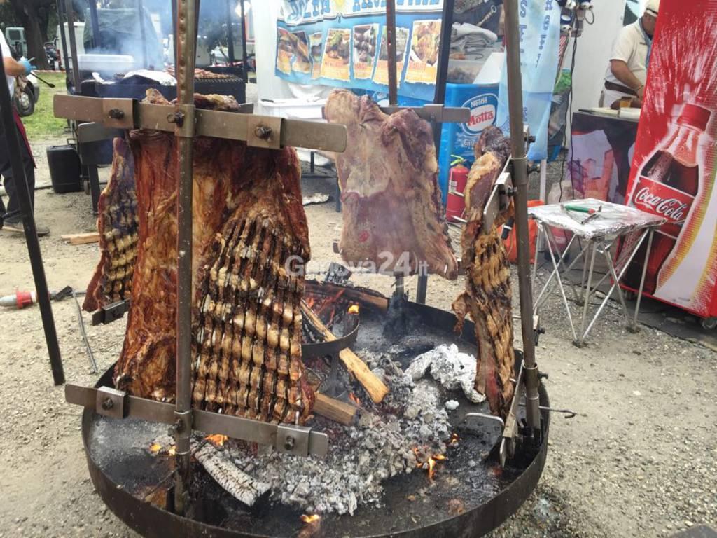Genova capitale dello Street Food