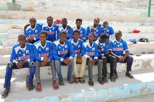 giovani di Mogadiscio