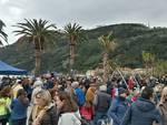 Inaugurato il nuovo fronte mare di Riva Trigoso