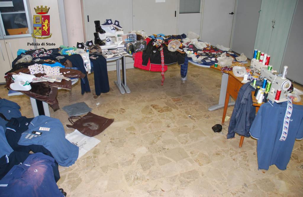 laboratorio contraffazione