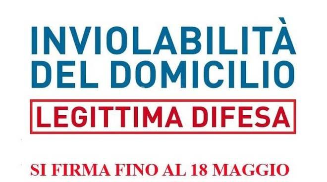 Legittima difesa, raccolta firma Idv