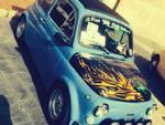 Loano, raduno di Fiat 500