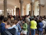 Lunghe code a Palazzo Ducale, la cultura batte X Facor