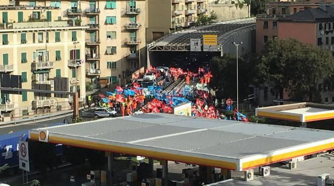 manifestazione appalti autostrade