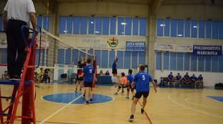 maremola pallavolo maschile volley
