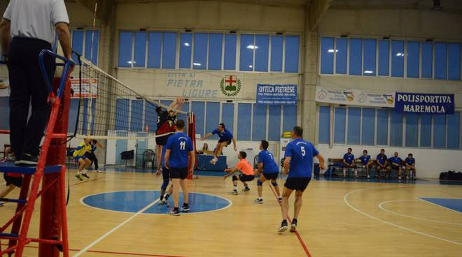 maremola volley pallavolo serie d