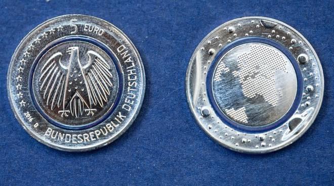 moneta 5euro