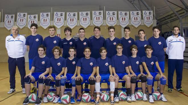Nuova Albisola Volley Under 15
