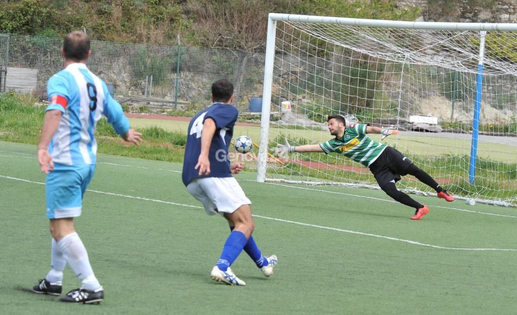 Nuova Oregina-Torriglia Seconda categoria girone c