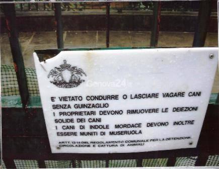 Parco Tuttobene di Albaro