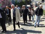 Petrolio nel Polcevera: la protezione civile nazionale