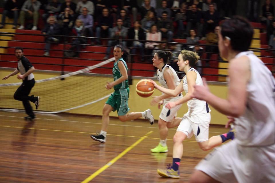 Polysport Lavagna - Torino Teen Basket