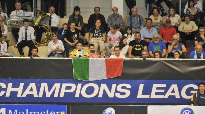 Pro recco-Osc Budapest Champions League