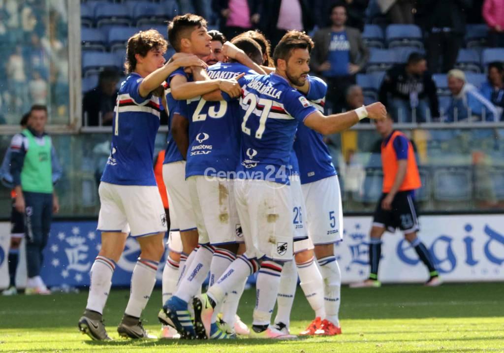 Sampdoria-Lazio