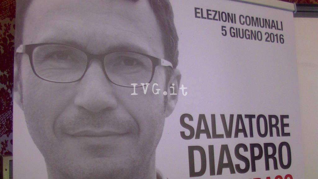Savona 2016, Diaspro (M5S) presenta il programma