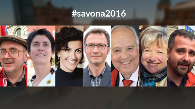 savona candidati sindaci elezioni 2016