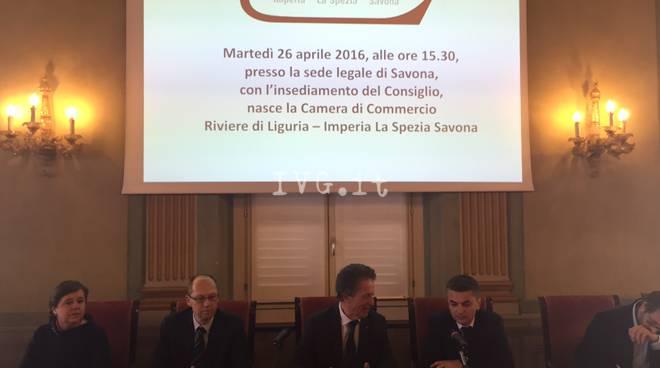 Savona, inizia la nuova era della Camera di Commercio