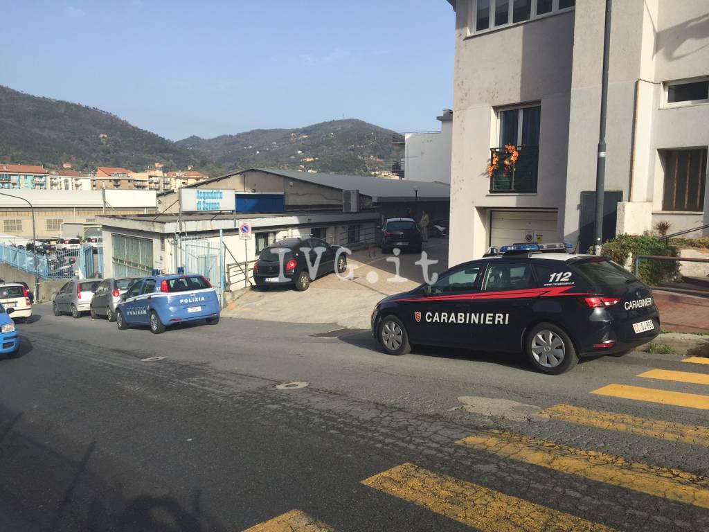 Savona, tragedia in via Schiantapetto