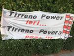 Sciopero Tirreno power