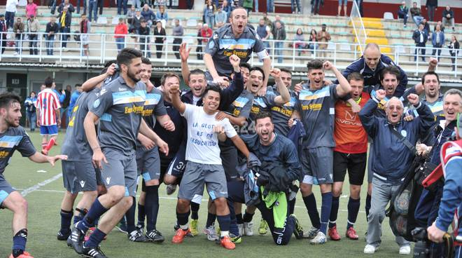 SECONDA CATEGORIA GIRONE D PLAY OFF CAMPI-CA DE RISSI