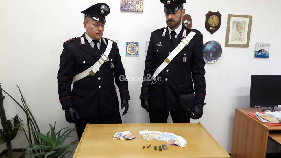 Sequestro hashish a Rapallo