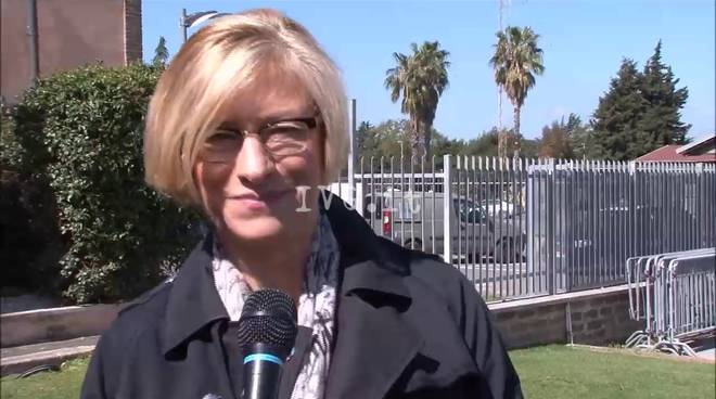 Roberta Pinotti Ministro Cristina Battaglia