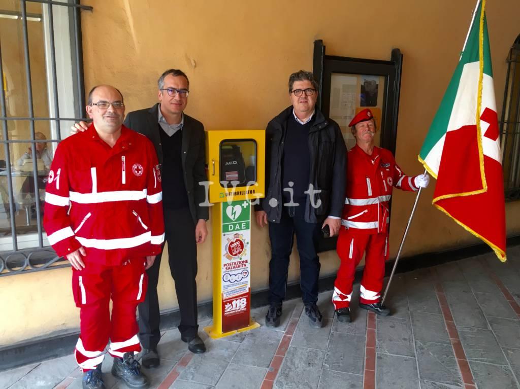 Loano Defibrillatore Archivolto Vallino