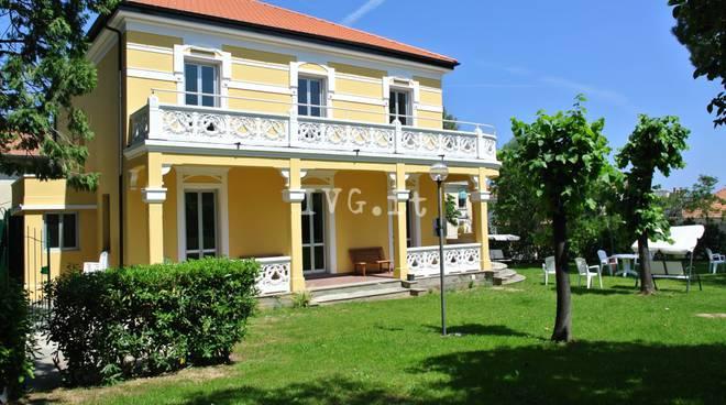 Villa Frascaroli Pietra Ligure