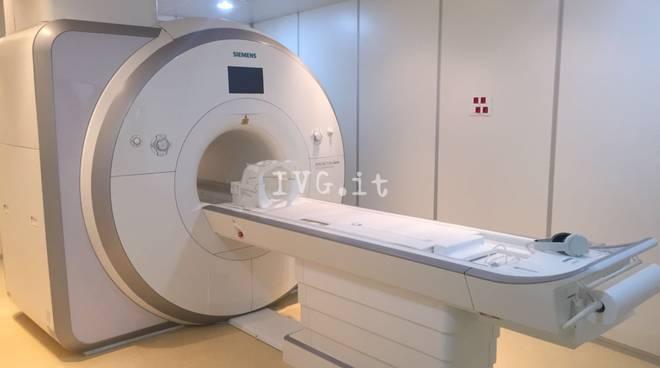 Nuova Risonanza Magnetica Ospedale San Paolo