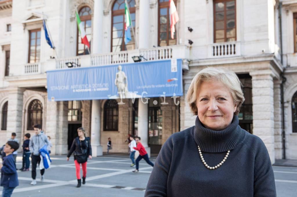 Daniela Pongiglione Candidato Sindaco Savona