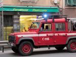 vigili del fuoco zinola