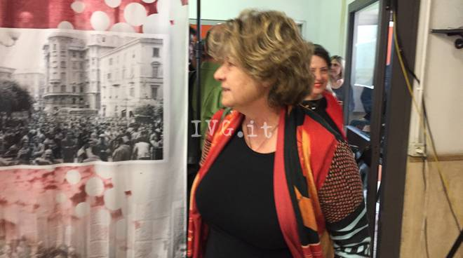 Visita Susanna camusso
